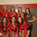 7 Belton volleyball seniors earn THSCA Academic All-State