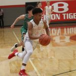 Two big runs difference for JV Tigers in 61-25 win over Burnet