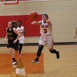 Balanced scoring helps Lady Tigers Freshman squad to 38-29 win over Liberty Hill