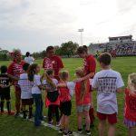 Lady Tiger Soccer Hosts FREE Soccer Camp