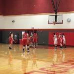 NBMS Girls' Basketball Defeats Lake