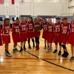 Lake Girls 7A Basketball Champions at Travis Tournament