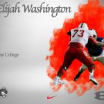 Elijah Washington – Signs with Blinn Junior College
