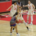 Belton's stout defense holds off Waco Lady Lions, 27-25