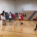 Freshmen Red drop to Heights in Overtime Thriller; White falls to Georgetown