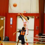 LBMS Basketball Tournament Brackets for Academy Middle School B Team Tournament