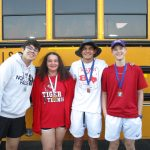 Tiger Tennis Pflugerville JV Tournament Results
