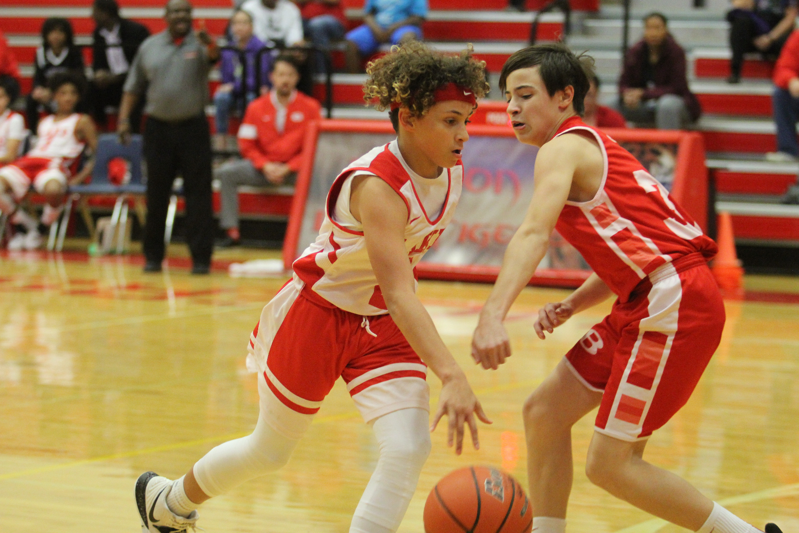 Lake Belton boy's hoops takes three of four from South Belton