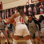 Lady Tiger Basketball vs Shoemaker Photos