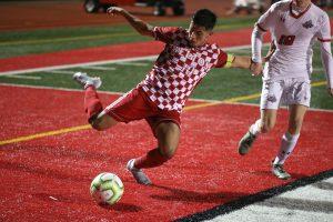 Tiger Soccer vs Harker Heights Photos