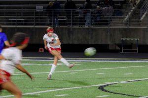Lady Tiger Soccer Sub-Varsity Pics vs Temple