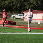 Girls Junior Varsity White Soccer falls to Salado 2 – 0