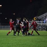 Boys Middle School Soccer Practice and Game Calendar May 3rd to June 3rd