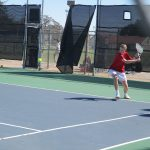 Tiger Tennis Westwood JV Tournament Results