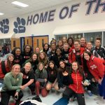 Tiger Girls Lift Their Way to Another Victory