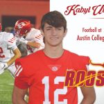 Kabyl Utley signs with Austin College