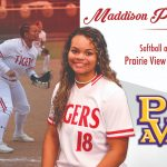 Maddison Parker signs with PVAMU