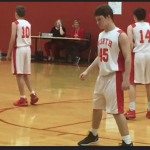 NBMS 7th Boys Basketball Sweeps Cove Jr. High