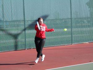 Tiger Tennis McKinney Varsity Tournament