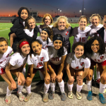 LTS JV handles business and beats Leander Glenn High School 7 – 0