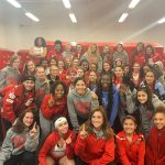 Girls Track – Leander Relays