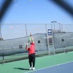 Tiger Tennis Westwood Varsity Tournament