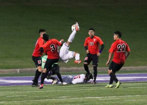 Tiger Soccer vs Waco High Photos