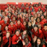 Girls Track – Big Red Relays Results