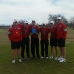 TIGER FOUR wins Temple Spring Invitational