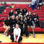 Lady Tiger Lifters Win Salado Meet, Qualify 14 for Regionals