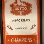 Varsity Boys Track Wins Hutto Relays