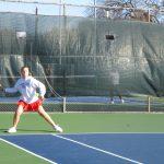 Tiger Tennis Corsicana Varsity Tournament