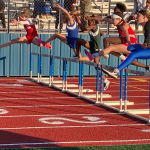 LBMS Girls Track Copperas Cove Meet Results