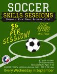 Belton Parks & Rec Host Soccer Skills Session