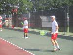 Tiger Tennis VS. Lampasas