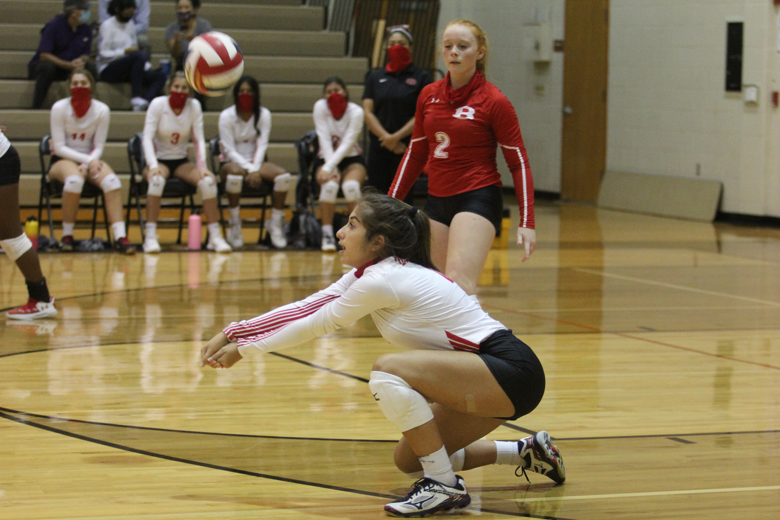 Back in winning ways: Tigers JV picks up sweep of Hutto