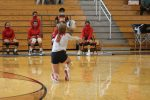 Freshman Red VB battles hard, swept by Heights