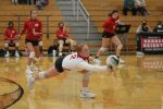 JV Tigers VB win in three-game series over Heights JV