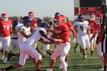 College Station TD with 40 seconds left stuns JV White, 38-35