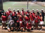 Tiger Tennis Captures District Championship