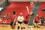 Freshman White VB tops Temple in two games