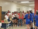 Girls 8th Grade BMS Volleyball- Bonham