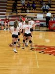 Girls 8th Grade BMS Volleyball- Carver