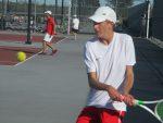 Tiger Tennis falls to Rockwall