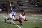 Ticket link for Homecoming Football Game vs Ellison