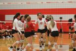 Belton Lady Tiger Volleyball JV Closes out Killeen in 2
