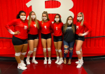 Belton Tigers Girls Varsity Volleyball Sweeps Killeen High in 3: Closing out Program Sweep for Senior Night