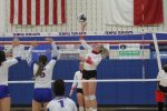 Belton VB closes season with 3-1 win over Temple
