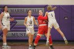 Lady Tigers' Basketball gets first win on road at Marble Falls, 46-41