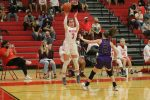 Lady Tigers go cold from floor in final 10 minutes, fall to Liberty Hill 42-33